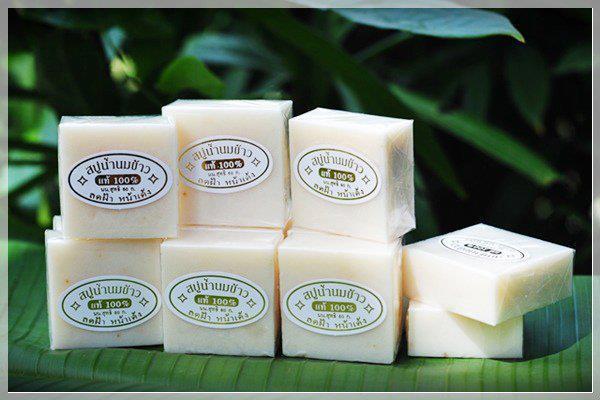 Sabun Beras Thailand Original Sabun Beras Thailand Sabun Beras Thailand Asli Sabun Beras Thailand Mutiara