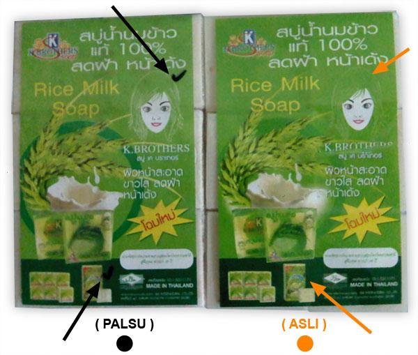 Perbedaan Sabun Beras Asli Dan Palsu Sabun Beras Asli Sabun Beras Asli Dan Palsu Sabun Beras Thailand Sabun Beras Thailand Asli Sabun Beras Thailand Mutiara